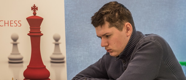 IM Kazakovskiy in solo lead after 4th round in Stockholm Chess Challenge