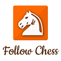 16.00 CET: Live action from last round with TV & Follow Chess
