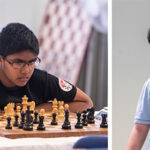 Jagadeesh Siddharth & Jung Min Seo play for IM norm